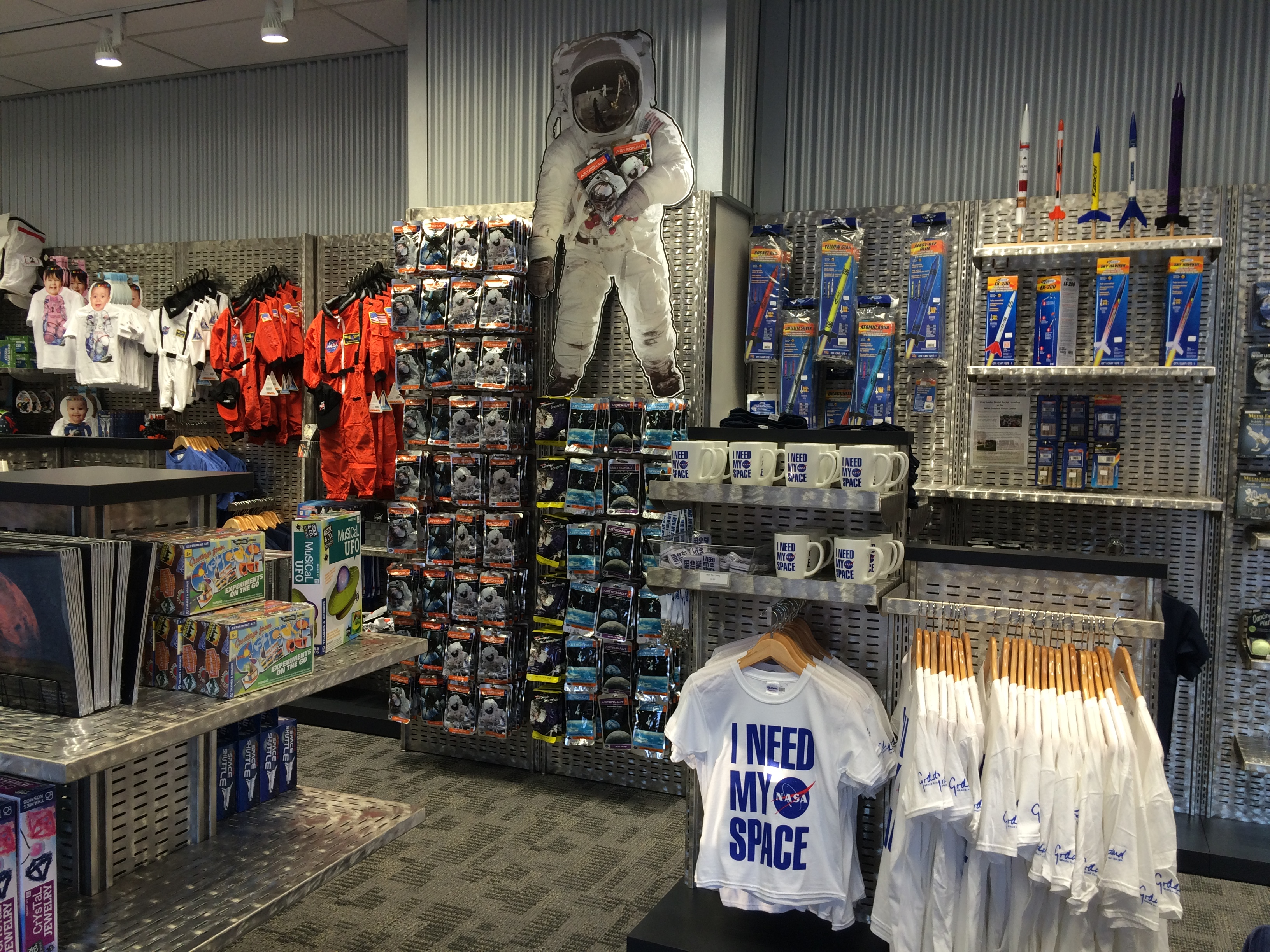nasa merchandise store - photo #1